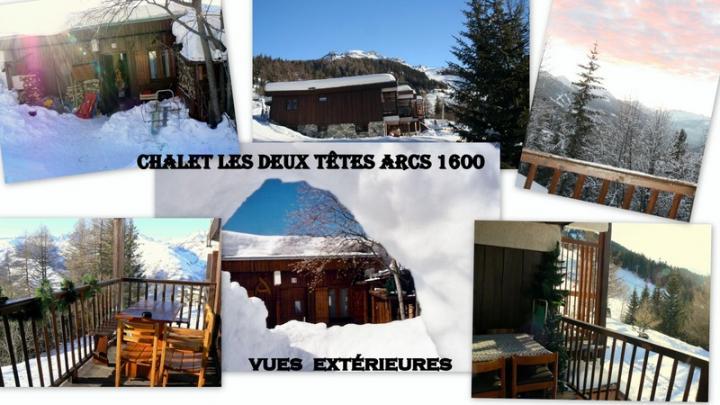 Location Chalet Vacances LES ARCS (2)