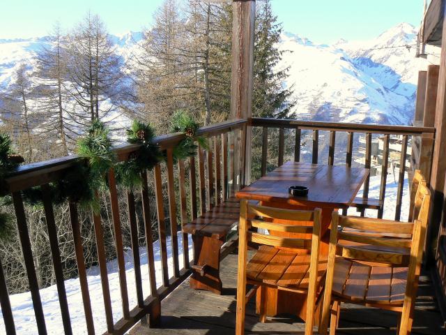 Location Chalet Vacances LES ARCS (9)