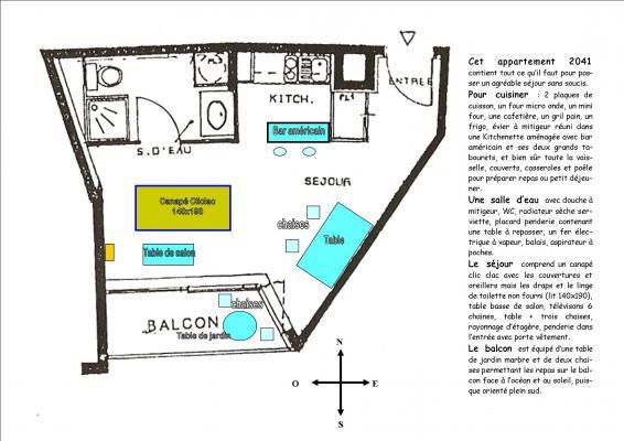 Location Appartement Vacances LA ROCHELLE (6)
