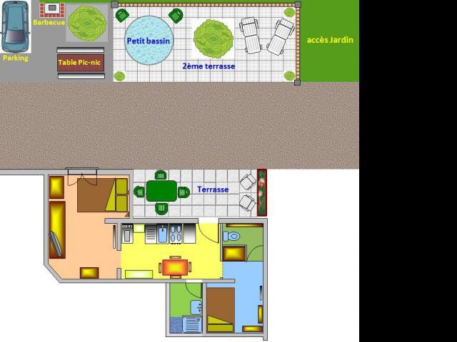 Location Appartement Vacances APREMONT (7)