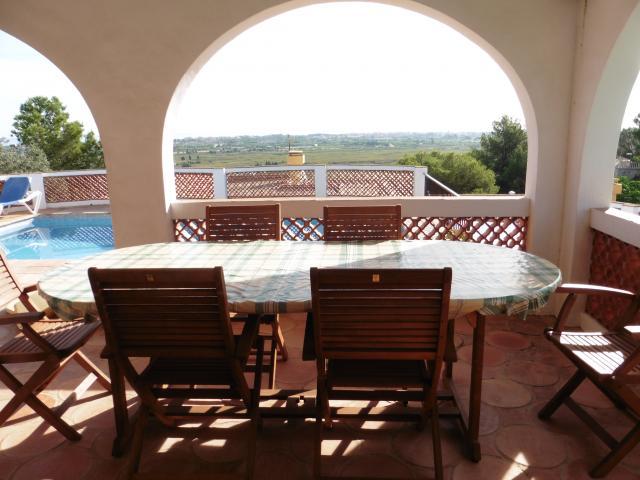 Location Villa Vacances OLIVA (8)