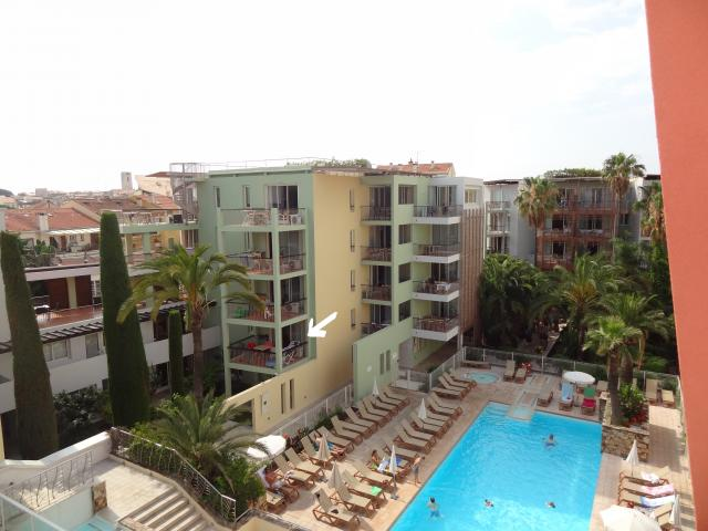 Location vacances ANTIBES appartement 4 personnes