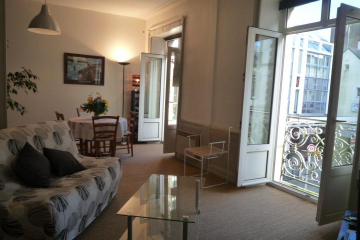 Location Appartement Vacances VANNES (1)