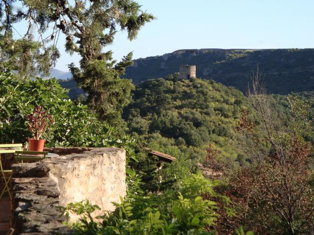 Location Gîte Vacances CASTELNOU (11)
