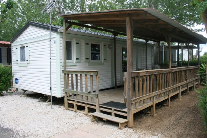 Location Mobil-home Vacances VIAS (1)