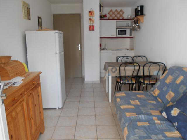 Appartement 2 pièces 4 personnes SAINT HILAIRE DE RIEZ