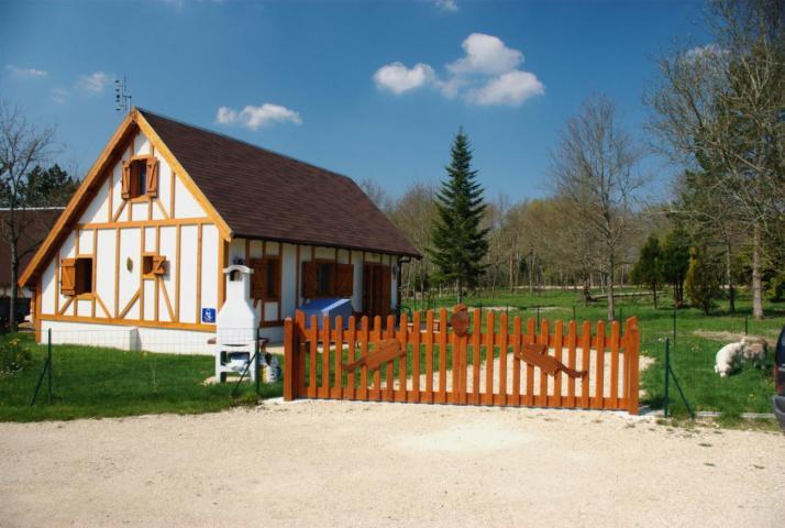 Location Chalet Vacances SOUVIGNY EN SOLOGNE (1)