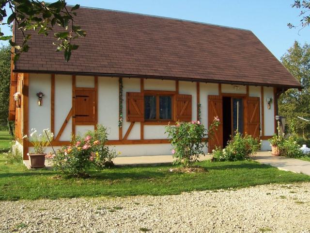 Location Chalet Vacances SOUVIGNY EN SOLOGNE (12)
