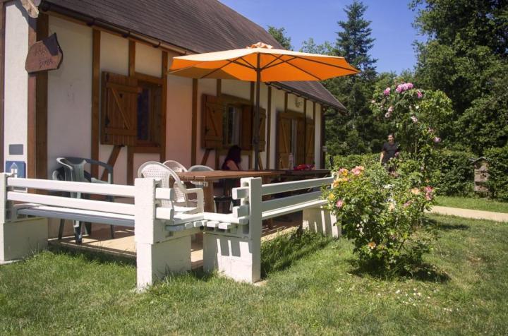 Location Chalet Vacances SOUVIGNY EN SOLOGNE (4)