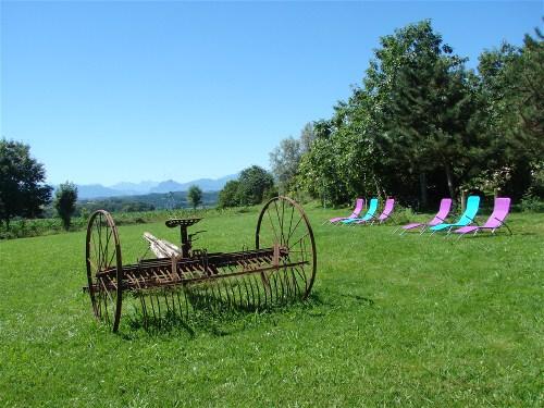 Location Gîte Vacances PUYDARRIEUX (9)
