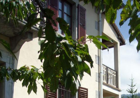 Location Maison Vacances LES CARROZ D'ARRACHES (1)