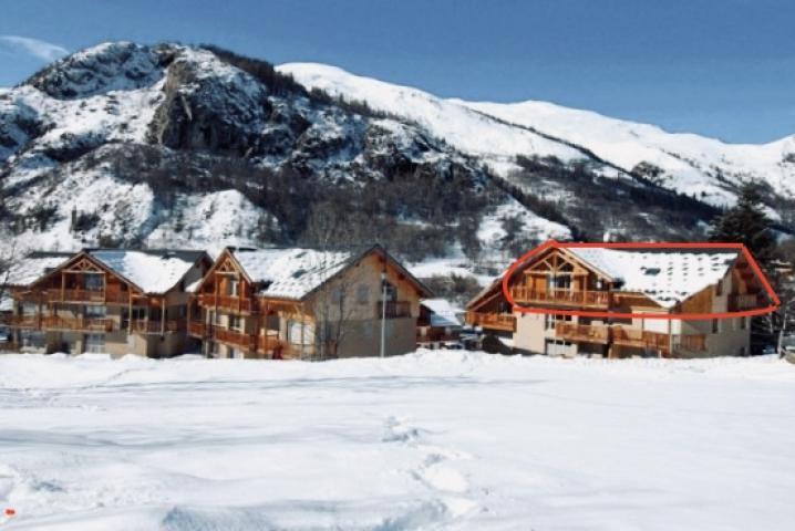 Location Appartement Vacances VALLOIRE (12)