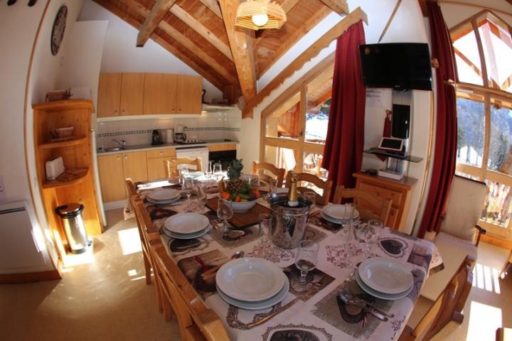 Location Appartement Vacances VALLOIRE (6)
