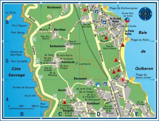Location Maison Vacances QUIBERON (8)