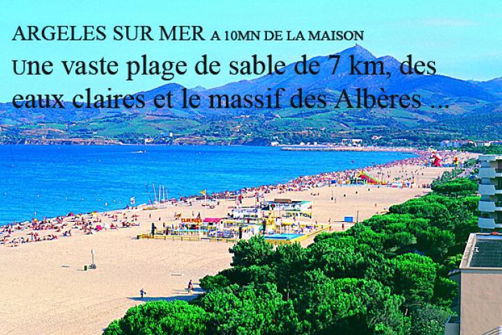 Location Appartement Vacances LAROQUE DES ALBÈRES (11)