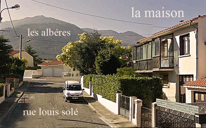 Location Appartement Vacances LAROQUE DES ALBÈRES (5)