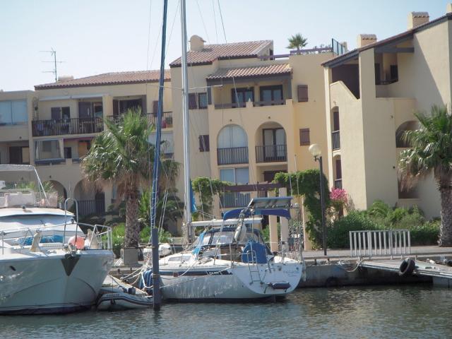 Location vacances PORT LEUCATE appartement 4 personnes