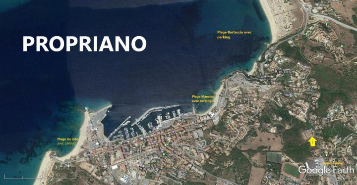 Location Appartement Vacances PROPRIANO (10)