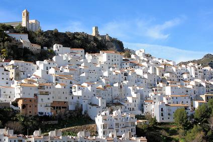 Casares (Andalousie) - © laguna35 - Fotolia.com